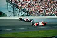 The Indianapolis 500 is an automobile race held annually at Indianapolis Motor Speedway in Speedway, Indiana, an enclave suburb of Indianapolis, Indian