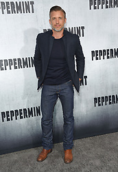 August 30, 2018 - Los Angeles, California, USA - 8/28/18.Jeff Hephner at the premiere of ''Peppermint'' held at the Regal Cinemas LA Live in Los Angeles, CA, USA. (Credit Image: © Starmax/Newscom via ZUMA Press)