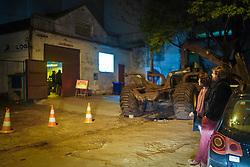Bar Agulha, no distrito industrial de Porto Alegre. FOTO: Jefferson Bernardes/ Agência Preview