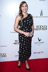 LA: Wind River Premiere - 27 July 2017