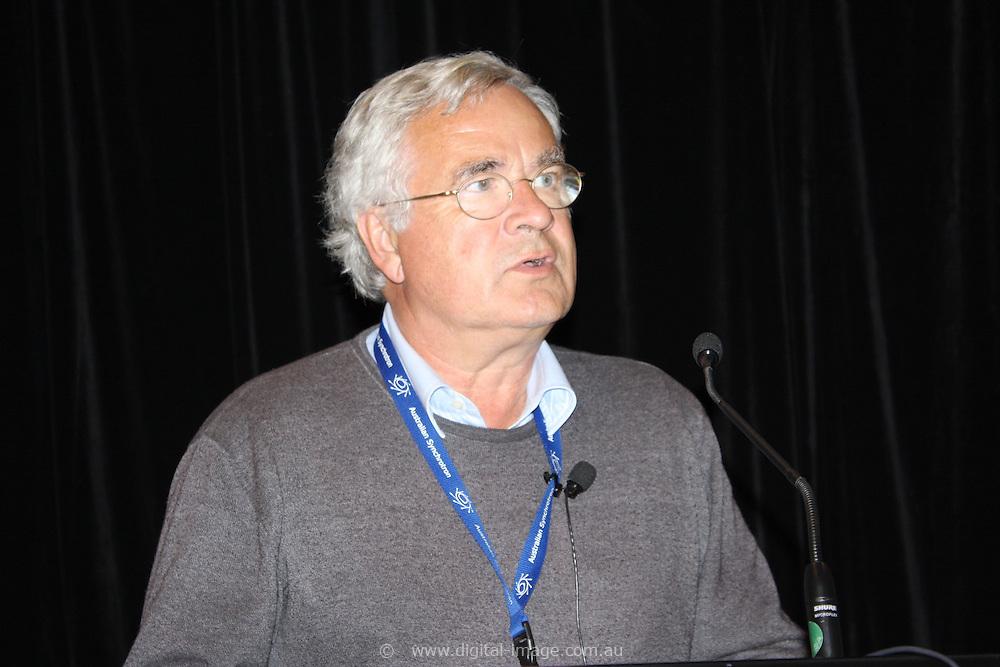AO Week, Prof Michael Grunze, Australian SAC, Uni of Heidelberg, Germany