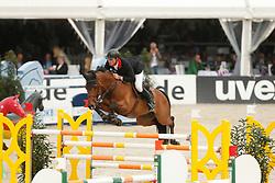 Goodin, Bruce, Cayenne<br /> Hagen - Horses and Dreams 2015<br /> Qualifikation DKB-Riders Tour<br /> © www.sportfots-lafrentz.de/Stefan Lafrentz