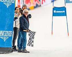 25.01.2020, Streif, Kitzbühel, AUT, FIS Weltcup Ski Alpin, im Bild v.l. Sebastian Vettel, Bernie Ecclestone // f.l. Sebastian Vettel Bernie Ecclestone during the KitzCharityTrophy 2020 at the Streif in Kitzbühel, Austria on 2020/01/25. EXPA Pictures © 2020, PhotoCredit: EXPA/ Stefan Adelsberger