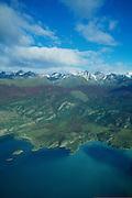 The Cordellera Darwin, Tierra Del Fuego, Chile<br />