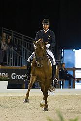 Van der Meer Patrick, NED, First Apple<br /> Indoor Brabant<br /> © Sharon Vandeput<br /> 9/03/18