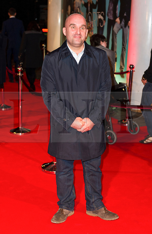 © London News Pictures. 07/11/2013. London, UK. Shane Meadows attending Virgin Media Shorts, BFI IMAX. Photo Credit: Raimondas Kazenas/LNP
