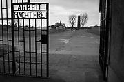 Ex-concentration camp of Sachsenhausen, Orianenburg, Germany. April / 2018.