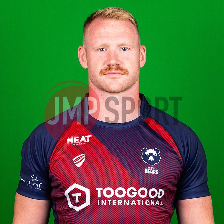 Will Hurrell of Bristol Bears - Robbie Stephenson/JMP - 01/08/2019 - RUGBY - Clifton Rugby Club - Bristol, England - Bristol Bears Headshots 2019/20