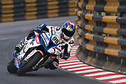 Danny WEBB, Penz13 BMW Motorrad Motorsport, BMW Motorrad<br /> <br /> 64th Macau Grand Prix. 15-19.11.2017.<br /> Suncity Group Macau Motorcycle Grand Prix - 51st Edition<br /> Macau Copyright Free Image for editorial use only