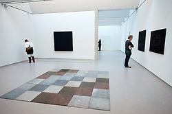 Modern art on display at Kroller-Muller Museum in The Netherlands