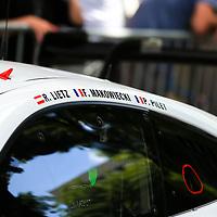 #91, Porsche Motorsport, Porsche 911 RSR (2017), driven by: Richard Lietz, Frederic Makowiecki, Patrick Pilet, 24 Heures Du Mans Scruntineering, 12/06/2017,