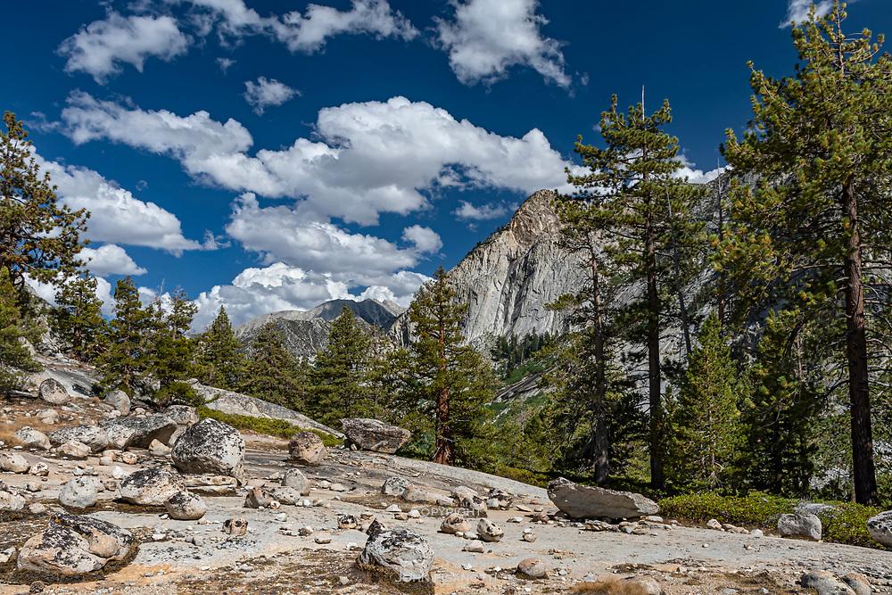 Mono Creek Canyon, John Muir Wilderness