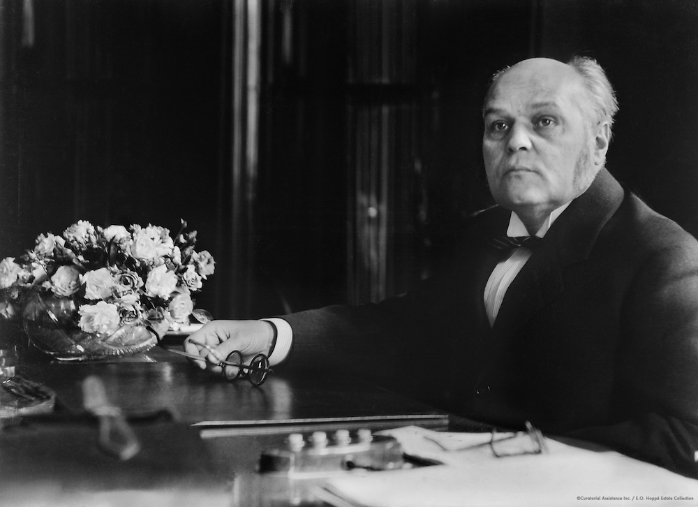 Antonin Svehla, Prime Minister of Czechoslovakia, 1923
