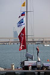 Dubai, UAE, November 2009. Sea Dubai RC44 Gold Cup © Sander van der Borch.