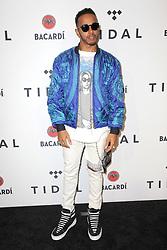 October 17, 2017 - New York, NY, USA - October 17, 2017  New York City..Lewis Hamilton attending TIDAL X: Brooklyn at Barclays Center of Brooklyn on October 17, 2017 in New York City. (Credit Image: © Kristin Callahan/Ace Pictures via ZUMA Press)