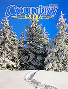 PRODUCT: Magazine<br /> TITLE: <br /> CLIENT: Country Extra