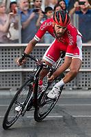 Loic Chetout during the last stage or La Vuelta of Spain in Madrid. September 10, 2016. (ALTERPHOTOS/Rodrigo Jimenez)