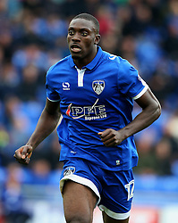 Freddie Ladapo of Oldham Athletic  - Mandatory by-line: Matt McNulty/JMP - 03/09/2016 - FOOTBALL - Sportsdirect.com Park - Oldham, England - Oldham Athletic v Shrewsbury Town - Sky Bet League One