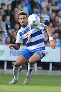 Reading midfielder Daniel Williams during the Sky Bet Championship match between Reading and Middlesbrough at the Madejski Stadium, Reading, England on 3 October 2015. Photo by Alan Franklin.
