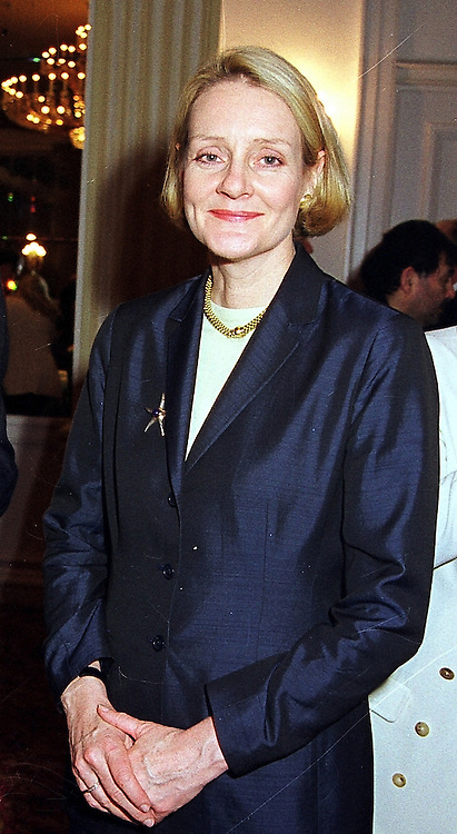 BARONESS BUSCOMBE at a luncheon in London on 23rd February 2000.OBJ 78 wo