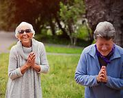 Senior Fitness Qigong and Tai Chi