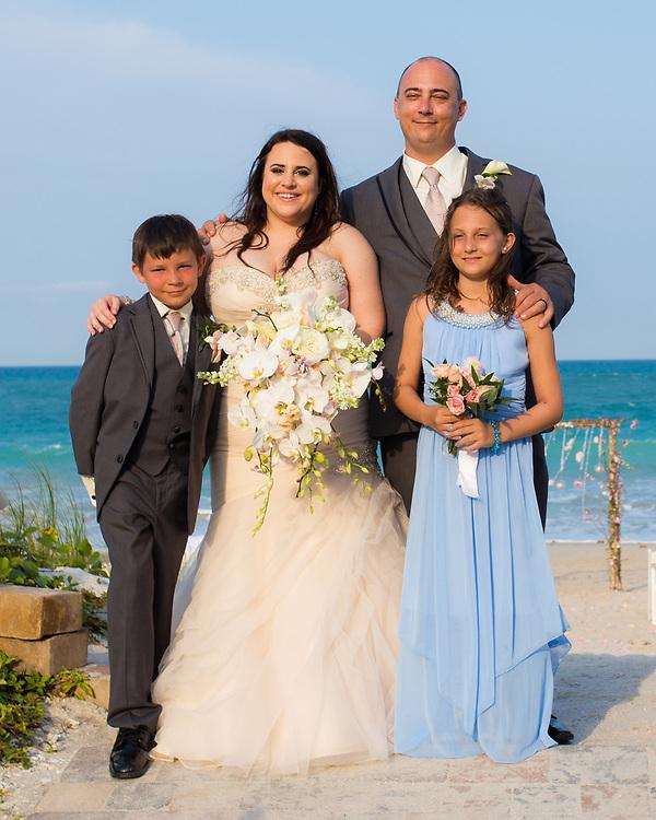 Matthew Maracic and Tiffany Garbarino wedding at the Costa 'd Este Resort and Spa in Vero Beach, Florida.
