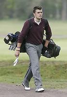 ARNHEM - Sebastiaan Hamers.    Voorjaarswedstrijden Golf heren op de Rosendaelsche Golfclub COPYRIGHT KOEN SUYK