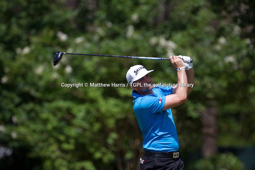 Keegan BRADLEY (USA) during second round US Open Championship 2014,Pinehurst No 2,Pinehurst,North Carolina,USA.