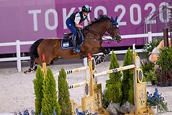 Bond Ashlee, ISR, Donatello 141, 351<br /> Olympic Games Tokyo 2021<br /> © Hippo Foto - Dirk Caremans<br /> 01/08/2021