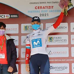 02-05-2021: Wielrennen: Elsy Jakobs : Luxembourg: <br />Emma Nosgaard wins GC