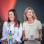 © Maria Muina I MAPFRE. MAPFRE recibe el premio Nacional de Vela Terras Gauda.