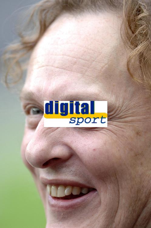 Photo: Richard Lane/Sportsbeat Images.<br />Milton Keynes Dons v West Ham United. Pre Season Friendly. 25/07/2007. <br />MK Dons chairman, Peter Winkelman.