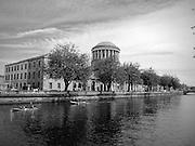 Four Courts, Inns Quay, Dublin, 1776,