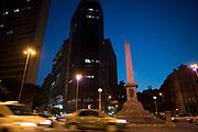 Belo Horizonte_MG, 19 de Outubro de 2017<br /> <br /> Praca Sete de Setembro, comumente chamada Praca sete, e a praca mais movimentada da cidade de Belo Horizonte, marco zero do seu hipercentro. Esta localizada no cruzamento de duas grandes avenidas, a Afonso Pena e a Amazonas, e e entrecortada pelas ruas Rio de Janeiro e Carijos...Praca Sete (Seven Square), It is located between Afonso Pena and Amazonas Avenue in the city center, Belo Horizonte, Minas Gerais.<br /> <br /> Foto: Marcus Desimoni / NITRO