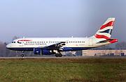 British Airways, Airbus A319-131