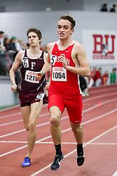 Boston U, Mile, <br /> BU Terrier Indoor track meet