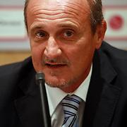 NLD/Amsterdam/20070801 - Persconferentie LG Amsterdam Tournament 2007, coach Delio Rossi