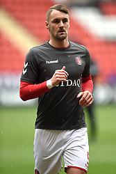 Charlton Athletic's Josh Magennis