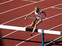Friidrett, 6. august 2005, VM Helsinki, <br /> World Championship in Athletics<br /> Wioletta Janowska, POL, 3000 m steeplechase