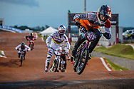 #313 (KIMMANN Niek) NED TeamNL at Round 8 of the 2019 UCI BMX Supercross World Cup in Rock Hill, USA