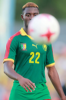 Cameroon's Jonathan Ngwem during international friendly match. June 13,2017.(ALTERPHOTOS/Acero)