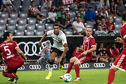 August 1, 2017 - Munich, Germany - Dominic Solanke in dribling during the Audi Cup 2017 match between Bayern Muenchen and Liverpool FC at Allianz Arena on August 1, 2017 in Munich, Germany. (Credit Image: © Paolo Manzo/NurPhoto via ZUMA Press)