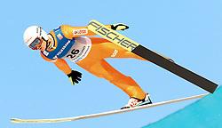 13.02.2016, Vikersundbakken, Vikkersund, NOR, FIS Weltcup Ski Sprung, Vikersund, Skifliegen, im Bild Andrzej Stekala (POL) // Andrzej Stekala of Poland during the Vikersund Ski Flying of FIS Ski Jumping Worldcup Cup at the Vikersundbakken in Vikkersund, Norway on 2016/02/13. EXPA Pictures © 2016, PhotoCredit: EXPA/ Tadeusz Mieczynski