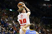 DESCRIZIONE : Milano Eurolega Euroleague 2013-14 EA7 Emporio Armani Milano Real Madrid<br /> GIOCATORE : Charles Judson Wallace<br /> CATEGORIA : Rimbalzo<br /> SQUADRA : EA7 Emporio Armani Milano<br /> EVENTO : Eurolega Euroleague 2013-2014<br /> GARA : EA7 Emporio Armani Milano Real Madrid<br /> DATA : 05/12/2013<br /> SPORT : Pallacanestro <br /> AUTORE : Agenzia Ciamillo-Castoria/G.Cottini<br /> Galleria : Eurolega Euroleague 2013-2014  <br /> Fotonotizia : Milano Eurolega Euroleague 2013-14 EA7 Emporio Armani Milano Real Madrid<br /> Predefinita :