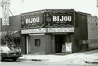 1975 Bijou Adult Theater on Cahuenga Ave.