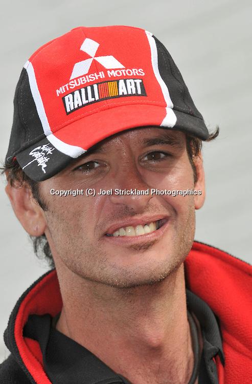 Scott Millar .Day 1.Targa Wrest Point 2009.Southern Tasmania.31st of January 2009.(C) Joel Strickland Photographics.