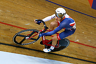 Men Omnium, Ethan Hayer (Great Britain) during the Track Cycling European Championships Glasgow 2018, at Sir Chris Hoy Velodrome, in Glasgow, Great Britain, Day 3, on August 4, 2018 - Photo Luca Bettini / BettiniPhoto / ProSportsImages / DPPI