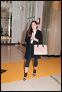 ELIZABETH SALTZMAN, Veuve Clicquot 2014 Business Woman of the Year Awards . Claridge's. LONDON. 12 May 2014.