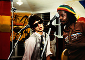 Peter Tosh and the Rolling Stones