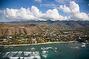 Kahala Beach, Oahu, Hawaii